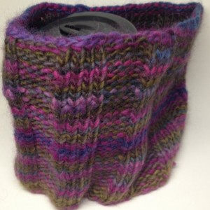 Muted Rainbow Cowl