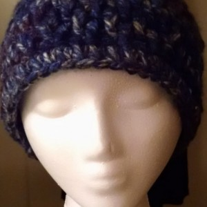 Crocheted Hats for Men and Women, Customized Designed Crochet Hat