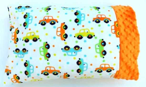 Minky Pillowcase 12x16 Pillowcase Travel Pillowcase