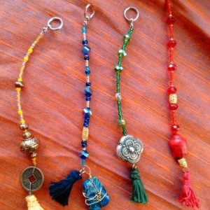 Handmade Ethos Keychains