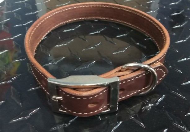 Medium dog Collar, 17-22""