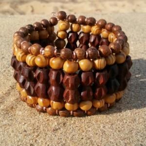 Wooded Bracelet