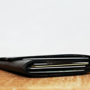 Hammer Riveted Front Pocket Wallet