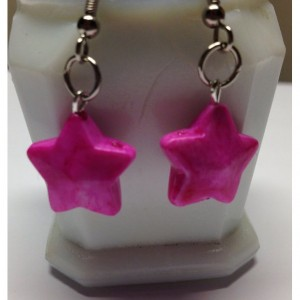 Smiles and Stars Earrings