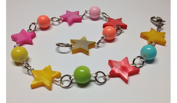 Star Candy Anklet