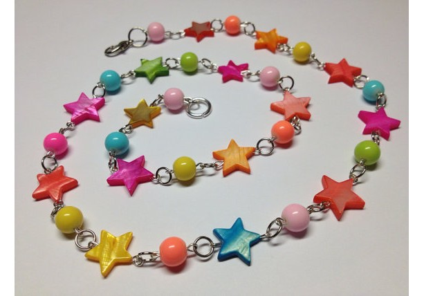 Star Candy Necklace
