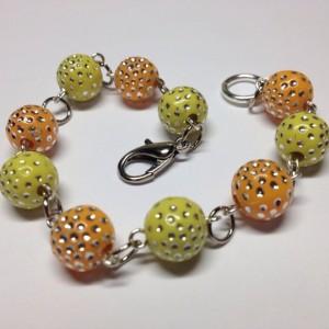 Citrus Sparkle Bracelet