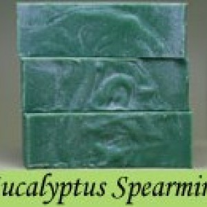 Eucalyptus Spearmint Soap and Massage Oil