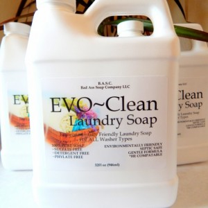 EVO~Clean Liquid Laundry Soap 32oz