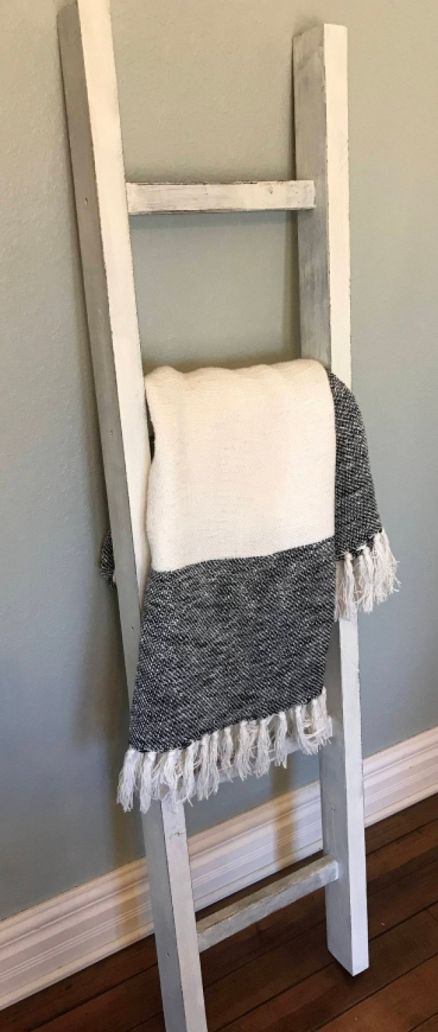 Blanket Ladder / Rustic Ladder / Quilt Ladder / Ladder / Rustic Decor / Wood Ladder / Towel Ladder / Rustic Wood Ladder / Decorative Ladder