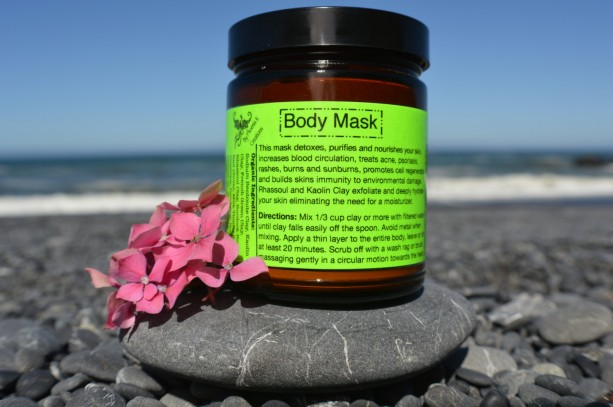 Body Mask 9 oz.-Organic
