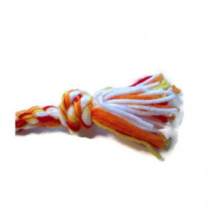 Jump Rope, Red, Yellow, White and Orange, This is A Firecracker