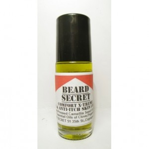 BEARD SECRET Comfort X-Treme Beard Oil & Anti-Itch Skin Conditioner