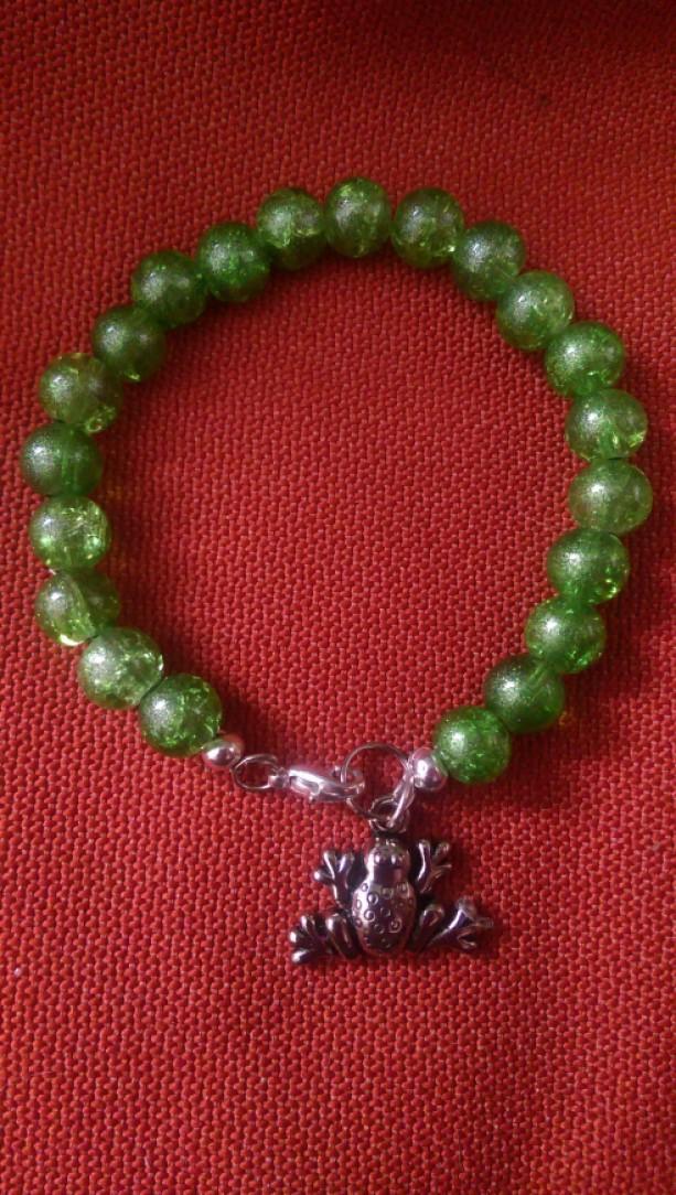 Lucky Frog Bracelet