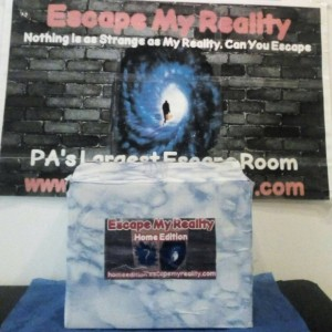 Trapped in Space - An Escape My Reality Home Edition Game