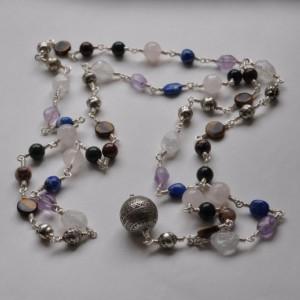 Chakra Meditation Prayer Beads