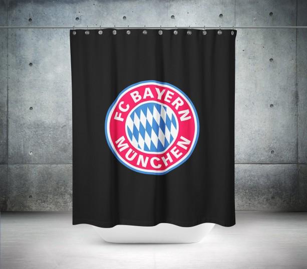 Bayern Munich FC Shower Curtain