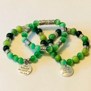 Motivation Bracelet Set