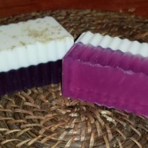 Set Of 2 Moisturizing Loaf Soap