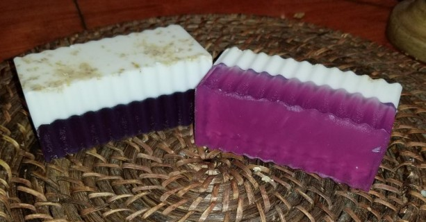 Set Of 2 Moisturizing Loaf Soap
