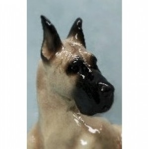 Great Dane Collectible Dog Figurines