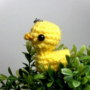 Ducky Keychain