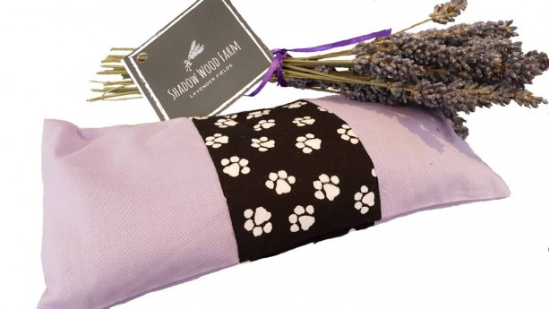 Lavender Eye Pillow- Lavender Paws