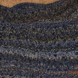 Blue Lace Cowl