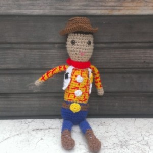 Coyboy Doll Inspired by Woody