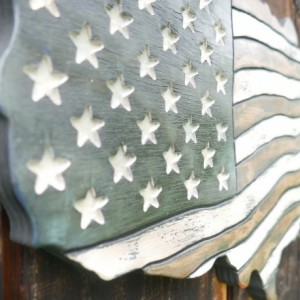 U.S.A  American Flag