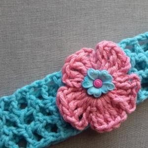 Petite Petunia Headband