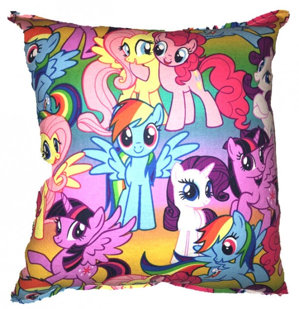 My Little Pony Pillow Grouped Pillow