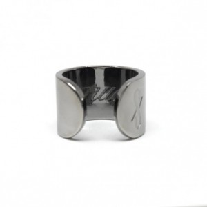 PRUDE RING: GUNMETAL