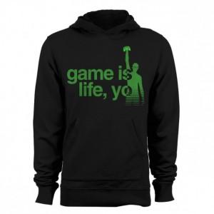 Game is Life Hoodie