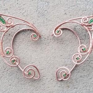 Elegant Elf Ear Cuffs