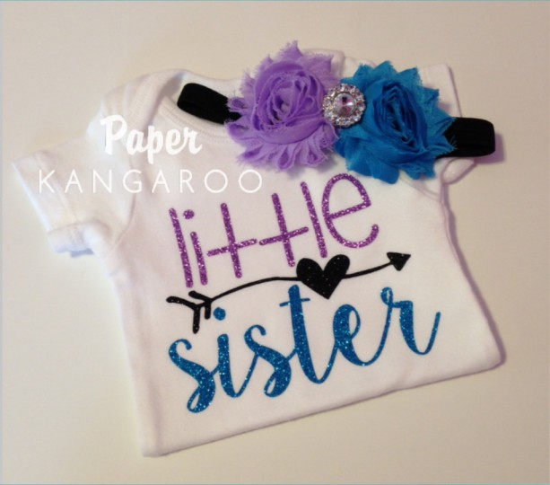 little sister graphic top, little brother graphic top, little sister graphic shirt, little brother graphic shirt