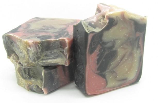 Alluring Amber Handmade Coconut Milk Soap