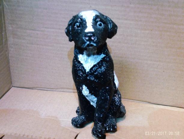 Dog Statue