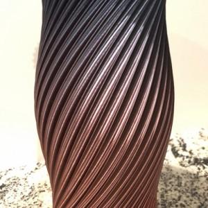 Beautiful Spiral 3D Printed Vase