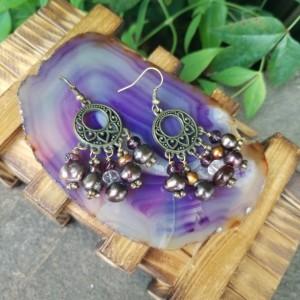Boho Goddess Earrings