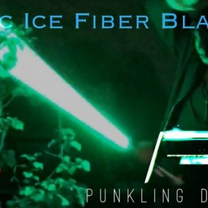 Arctic Ice Fiber Durable Dueling Lightsaber Main Blade