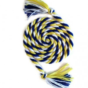 Jump Rope, Yellow, Blue and White Summer Fun