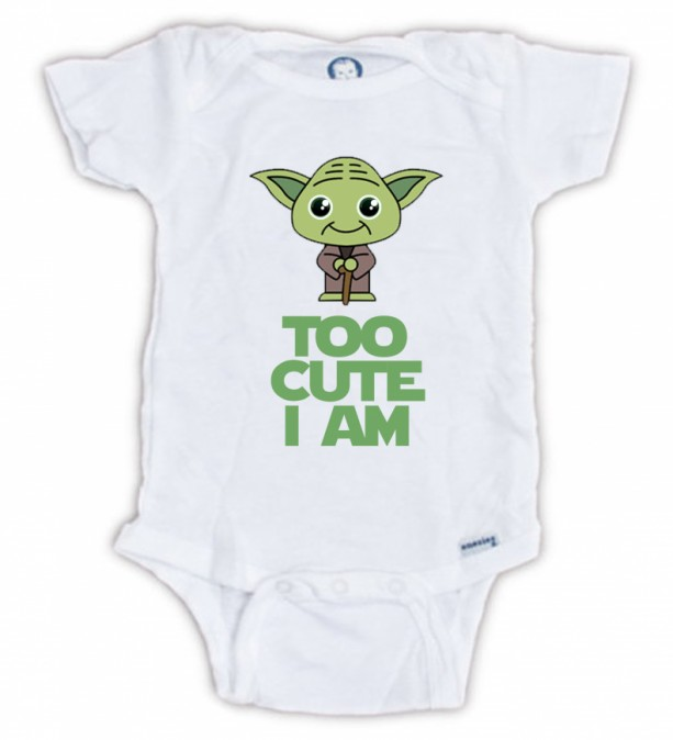 Yoda Onesie, Star Wars, Star wars birthday shirt, Star wars baby, Star wars onesie, baby yoda, funny onsies, funny onesie, baby shower gift