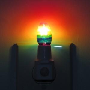 2 Rainbow e12 bulbs