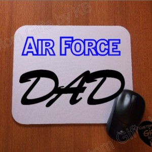 Anyone can be a Father but it takes someone special to be a Dad, Fathers Day Gift, Father Gift,  Air Force Dad, Military, USAF
