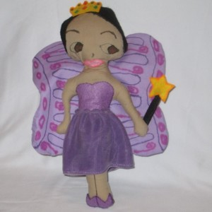 fairy princes doll