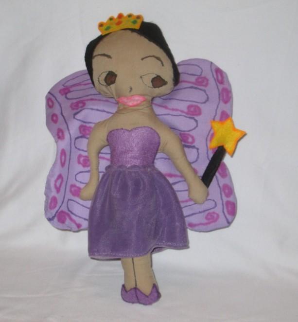 fairy princes doll