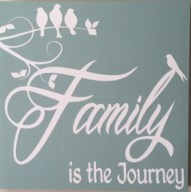 Family is the Journey
