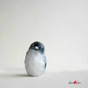 Fat Gray Dove