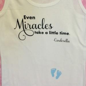Miracles Maternity Shirt